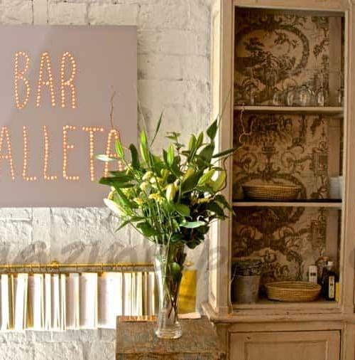 """Bar Galleta: Lo más """"in"""" de Malasaña"""