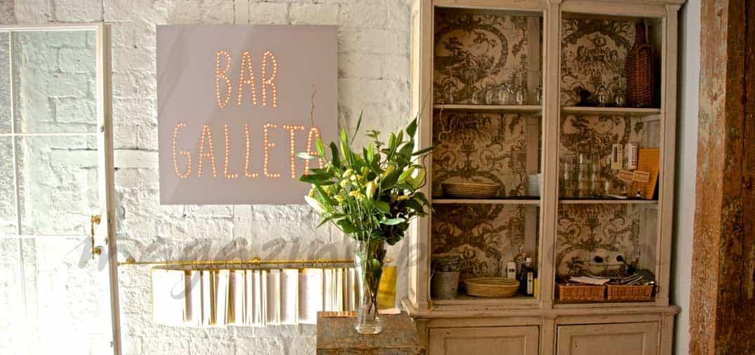 Bar Galleta: Lo más «in» de Malasaña