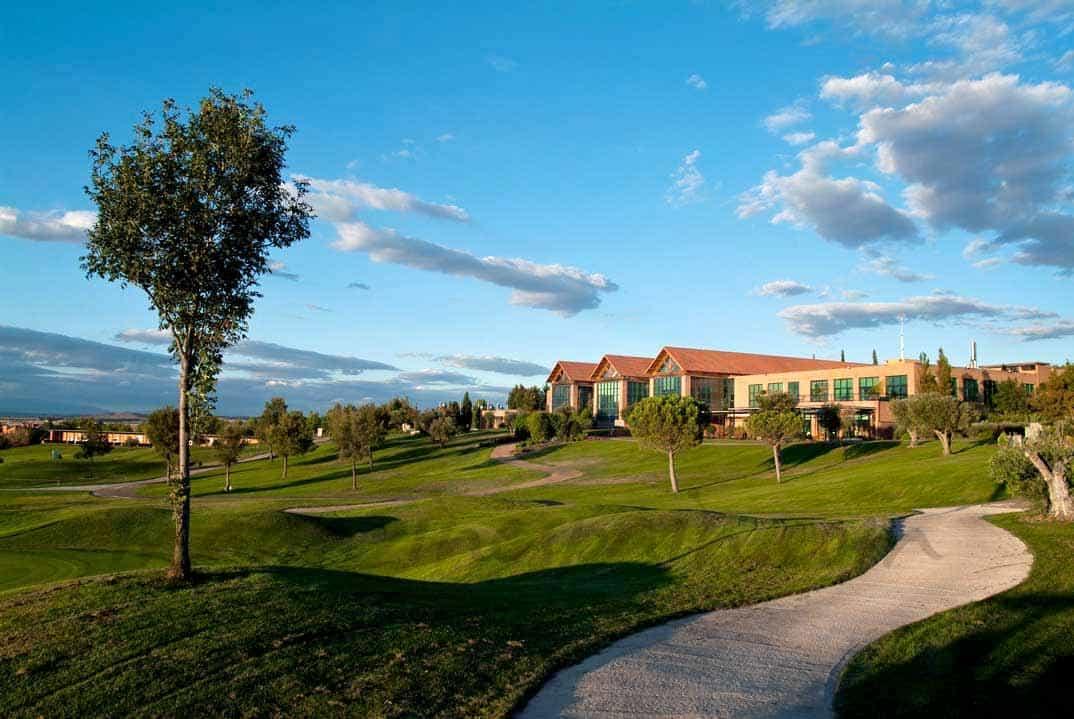 Casa Club- at Casino Club de Golf Suites Retamares by Art Gourmet