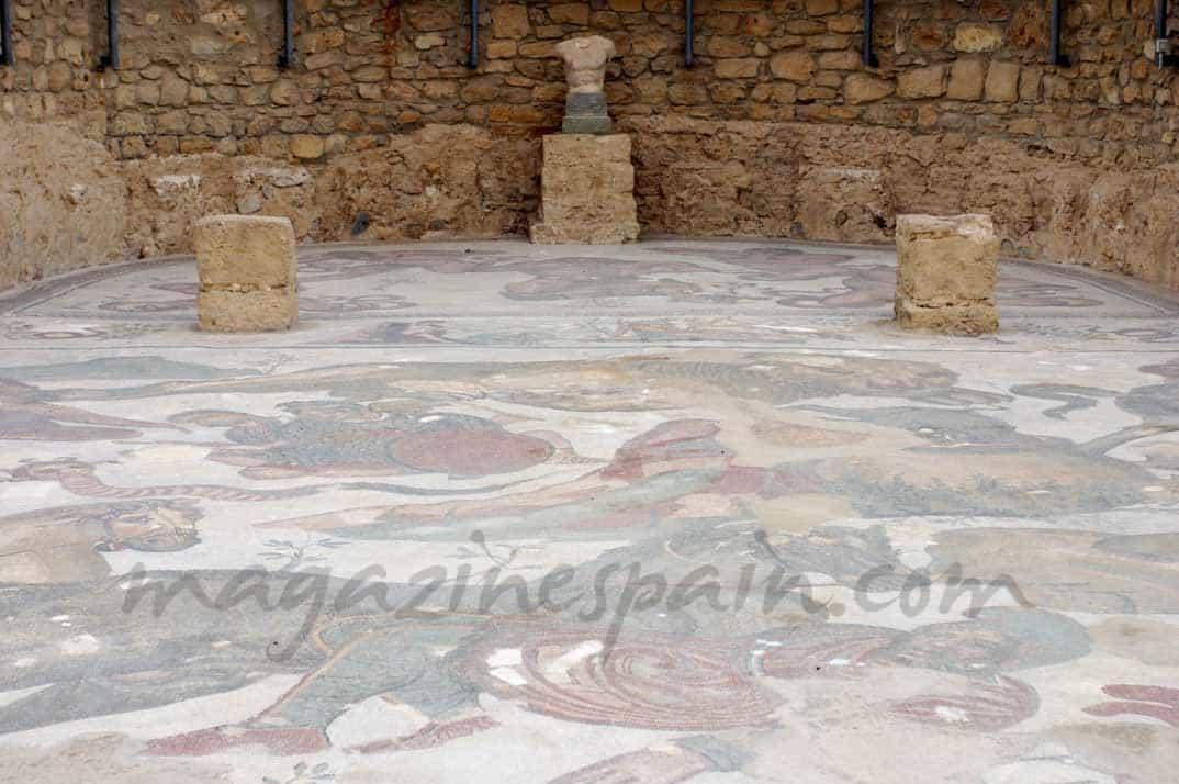 Mosaico Villa Casale