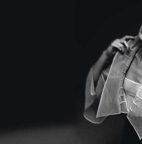 Mi interpretación de la camisa blanca: Giancarlo Ferré