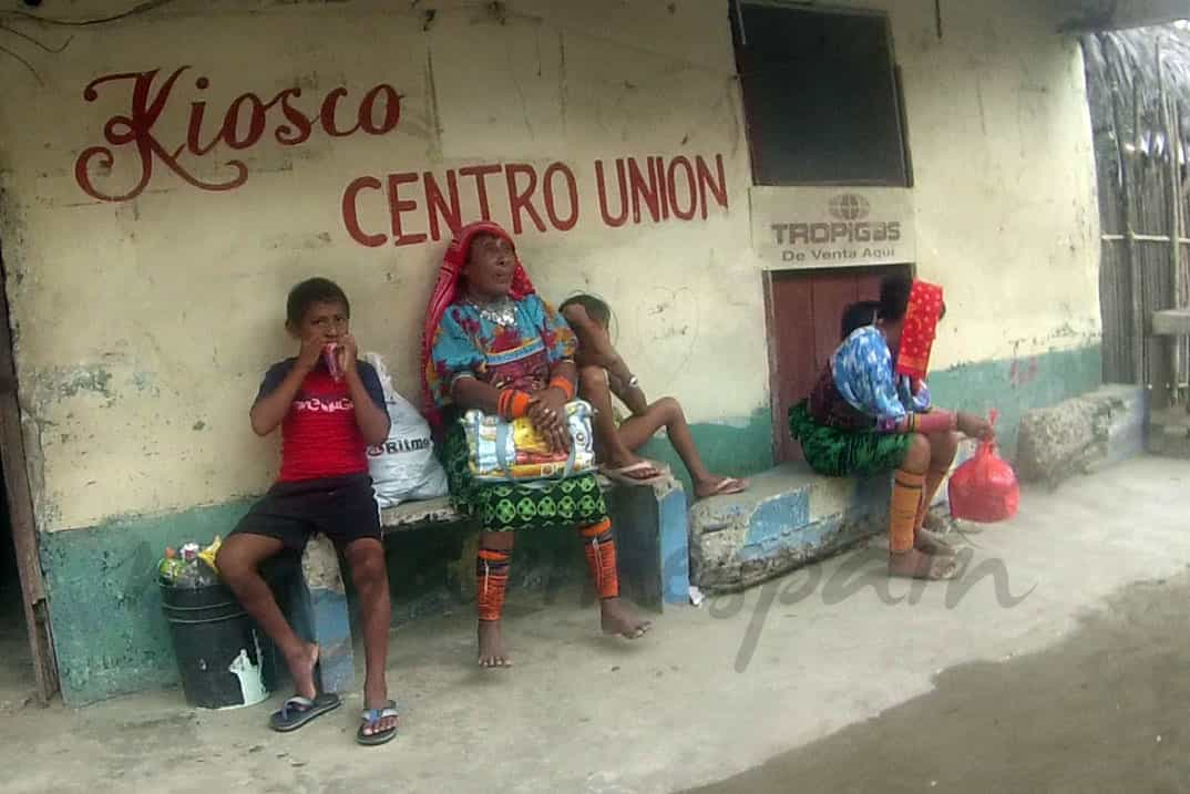 Poblado Kuna