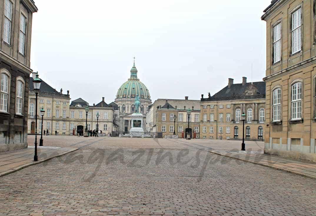 Palacio de Amelienborg