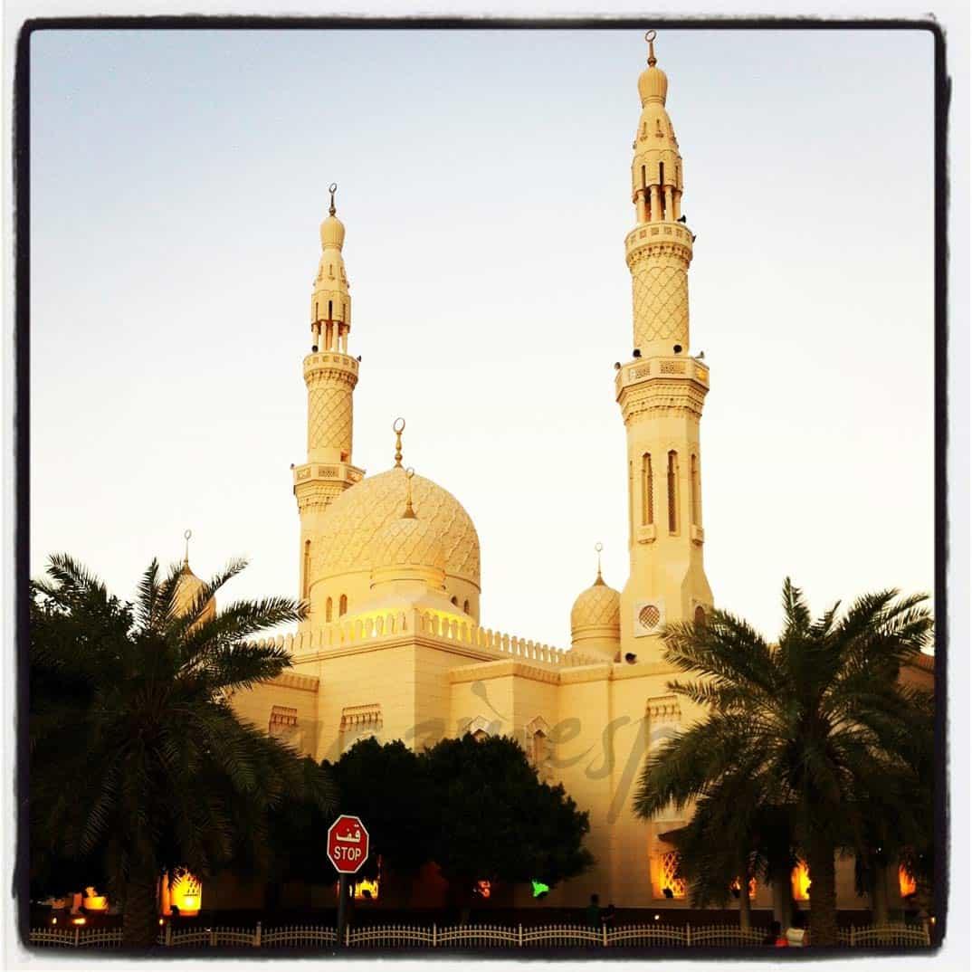 dubai Mezquita Jumeirah