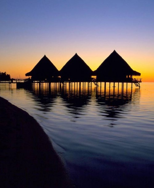 Escápate a Tahití un paraíso en el Pacífico