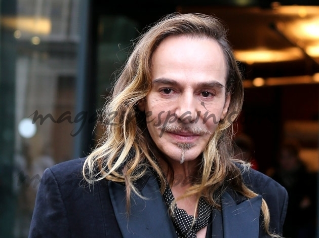 John Galliano vuelve a demandar a Dior