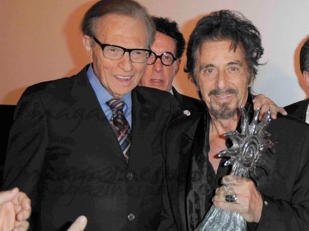 Al Pacino premiado