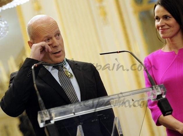 """Bruce Willis… Las lágrimas de un """"hombre duro"""""""