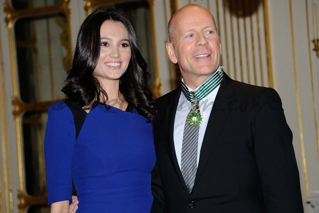 Bruce Willis Medalla
