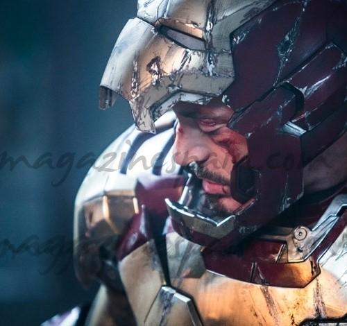 Primeras imágenes de las figuras de acción de Iron Man3