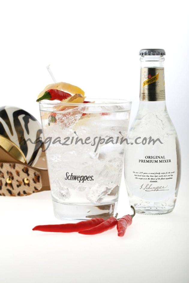 Los gin tonic de la Madrid Fashion Week