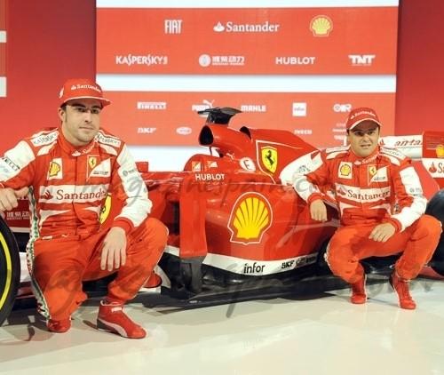 Así es el nuevo Ferrari F138