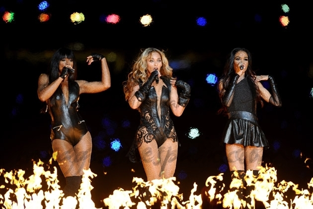 Beyonce «enciende» La Super Bowl