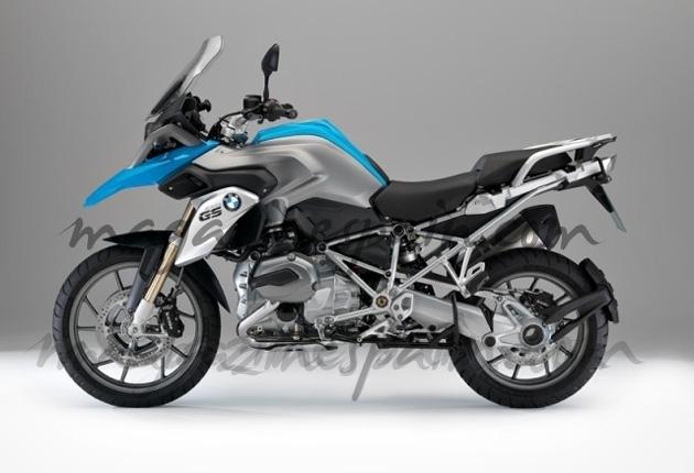 La nueva BMW R 1200GS
