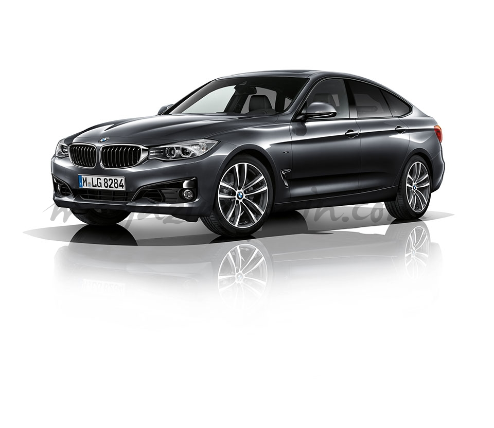 BMW Serie 3 Gran Turismo Exterior Costado Piloto