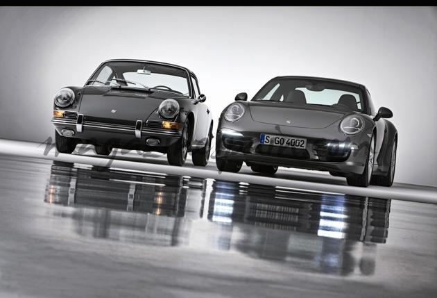 Porsche 911 cumple 50 años