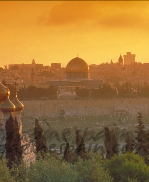 Viaje a Israel en Semana Santa