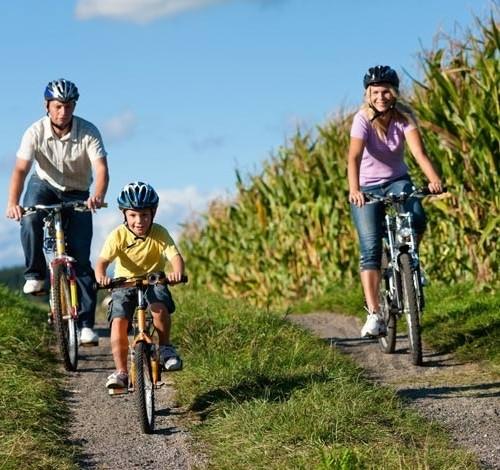 """Turismo en bici … Nace """"BikeFriendly"""""""