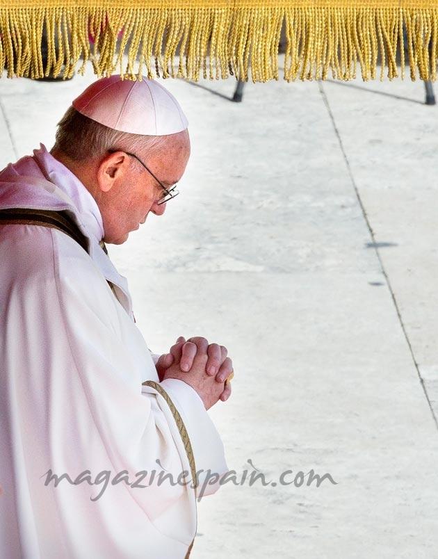 Oración Papa Francisco I