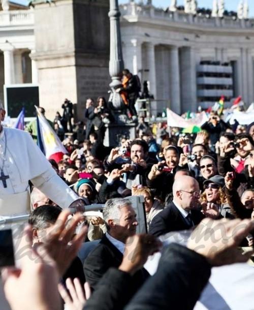 Las mejores imagenes del Papa Francisco I