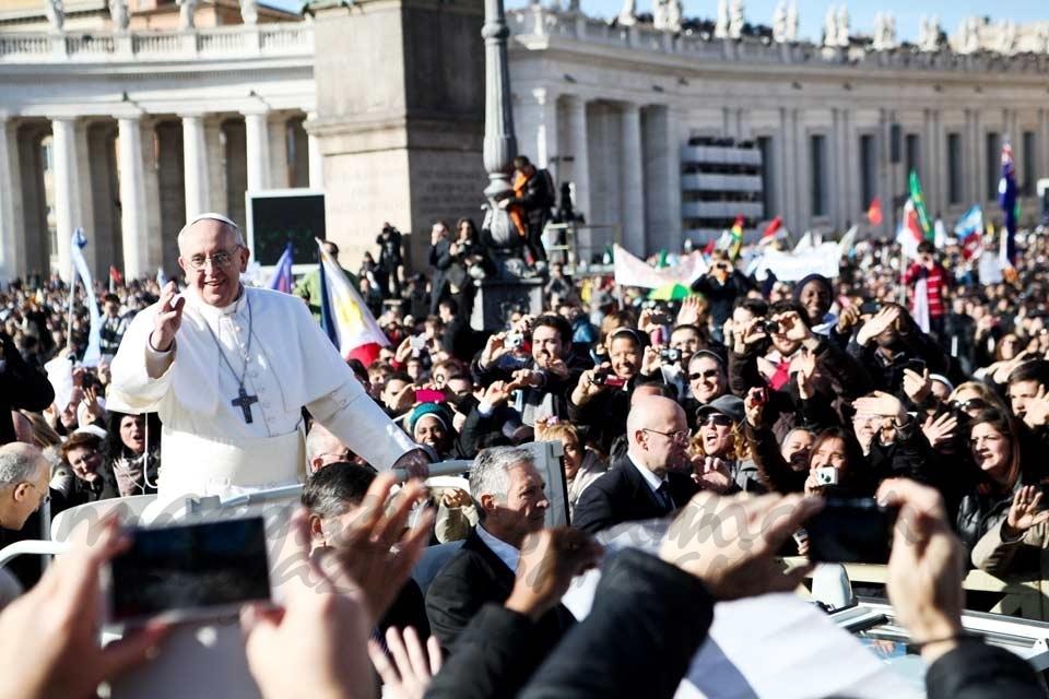 Papa Francisco I misa entronizacion