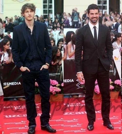 La alfombra roja de Malaga se viste de gala
