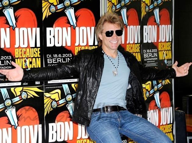 Bon Jovi, concierto solidario en España