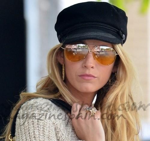 Blake Lively pasea glamour por NYC