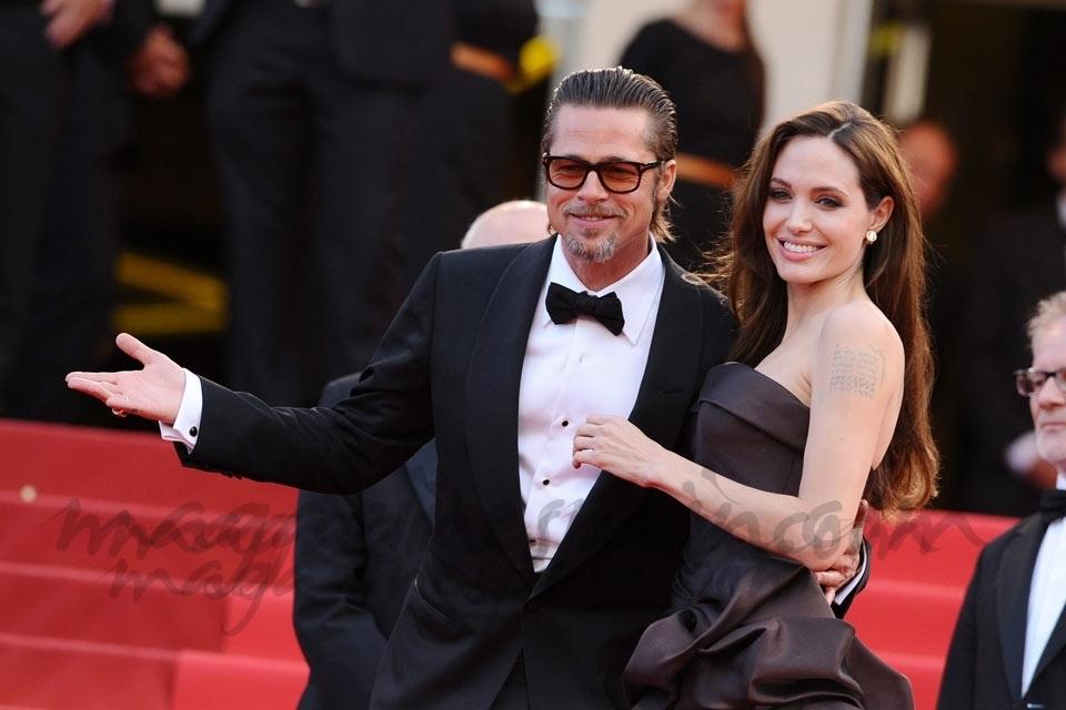 Angelina Jolie heroína en la ficción y en la vida real…