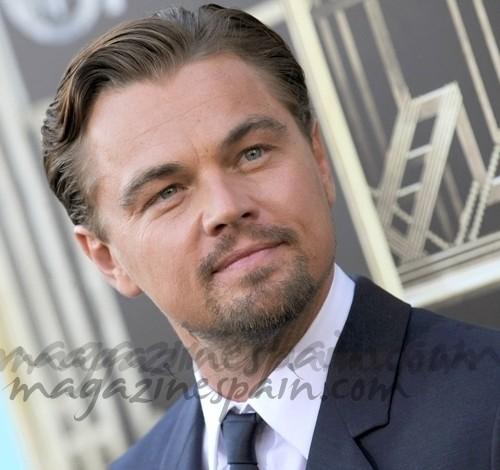 Leonardo di Caprio es el Gran Gatsby