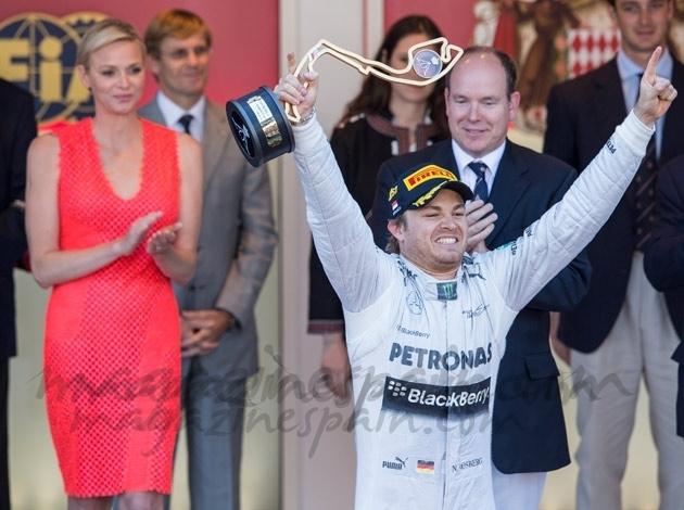 Gran fiesta de la Formula1 en Monaco