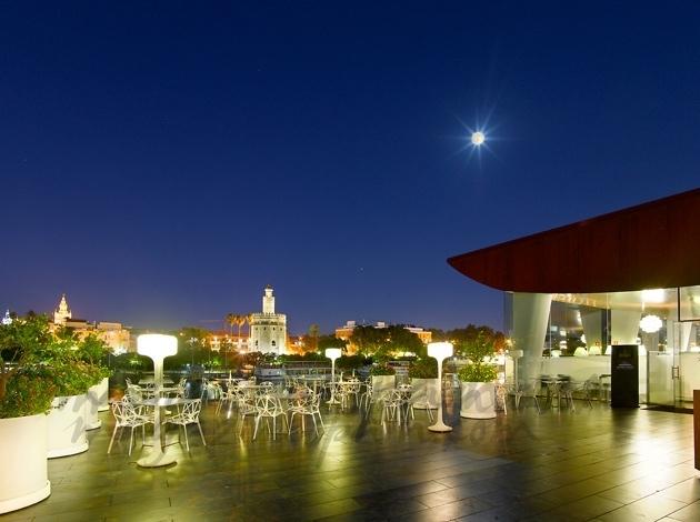 Otra mirada desde el rio Guadalquivir