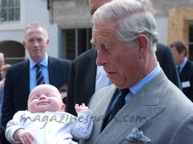 Principe Carlos abuelo