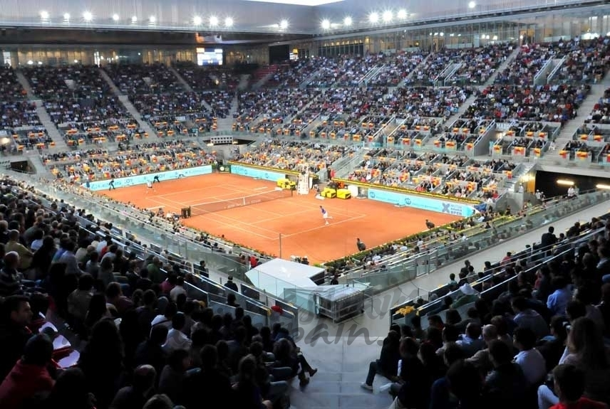 Mutua Madrid Open 2013, del 3 al 12 de Mayo