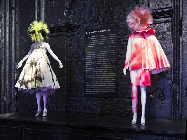 Met Exposicion: PUNK: Chaos to Couture