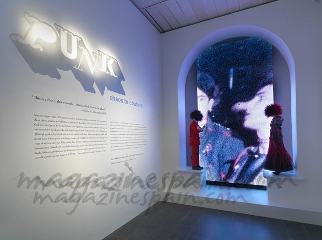 Punk: Chaos to Couture, la nueva y esperadísima exposición del Met