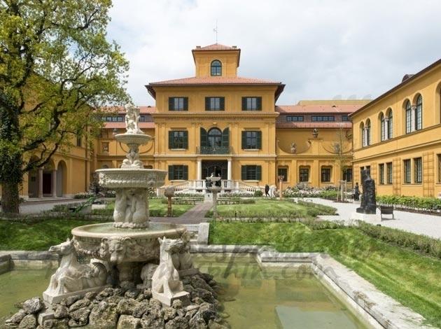 Reabre sus puertas el Museo Lenbachhaus en Munich