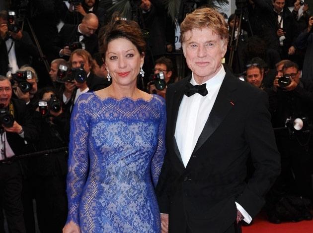 Robert Redford naufraga en Cannes
