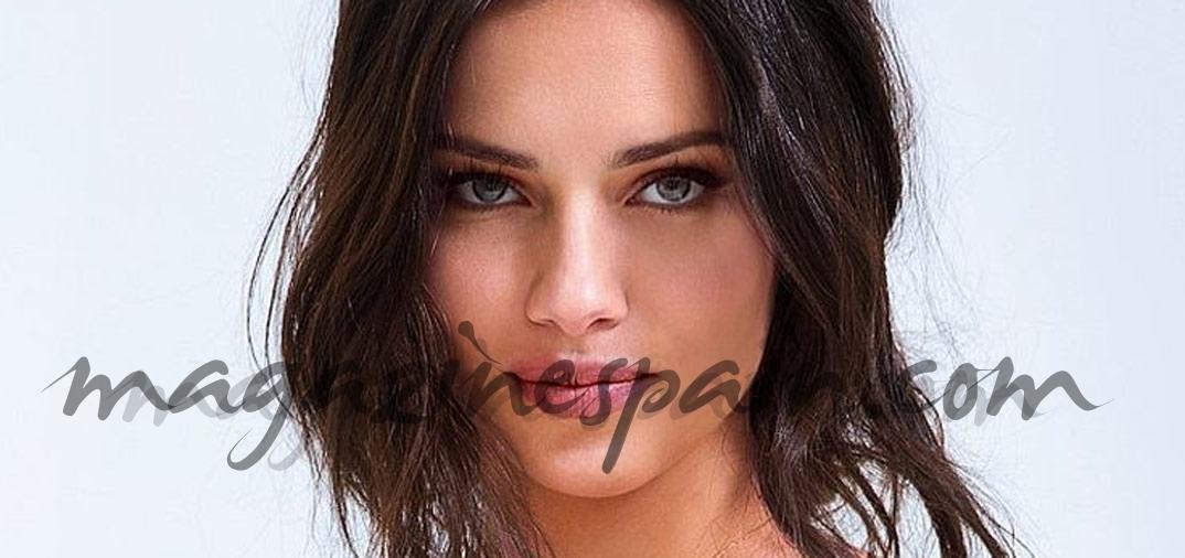 Adriana Lima muy sensual con la nueva colección de lencería de Victoria Secret