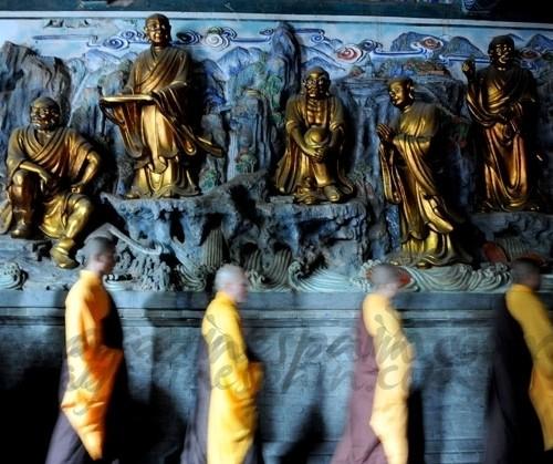 Monjes Shaolín un símbolo de respeto y dignidad