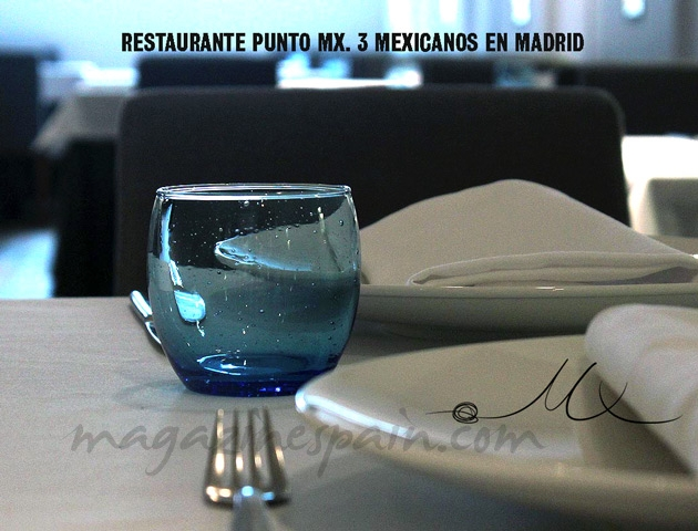 restaurante de lujo mexicano en madrid