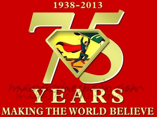 Superman cumple 75 años ¡Felicidades!