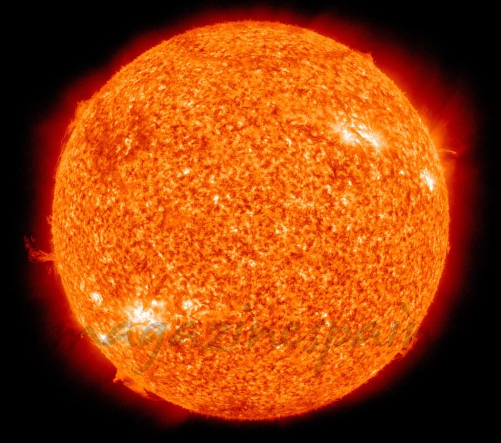 El-sol de agosto