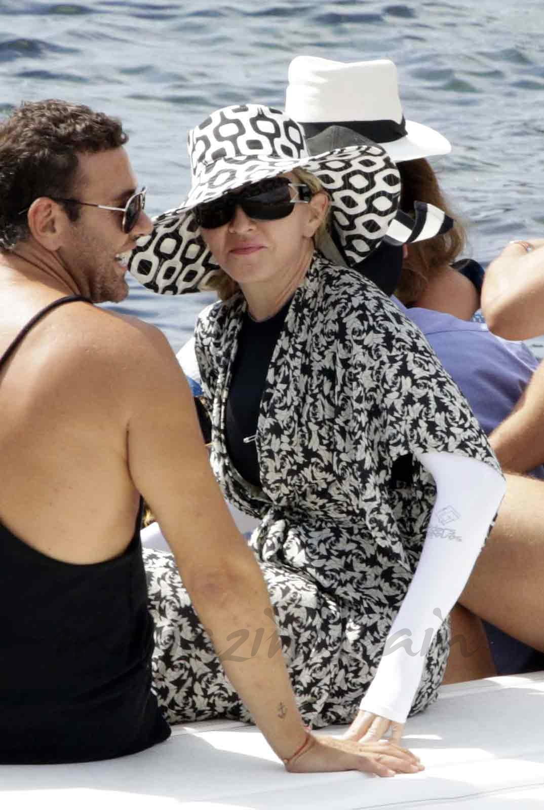 Madonna-en-Ibiza
