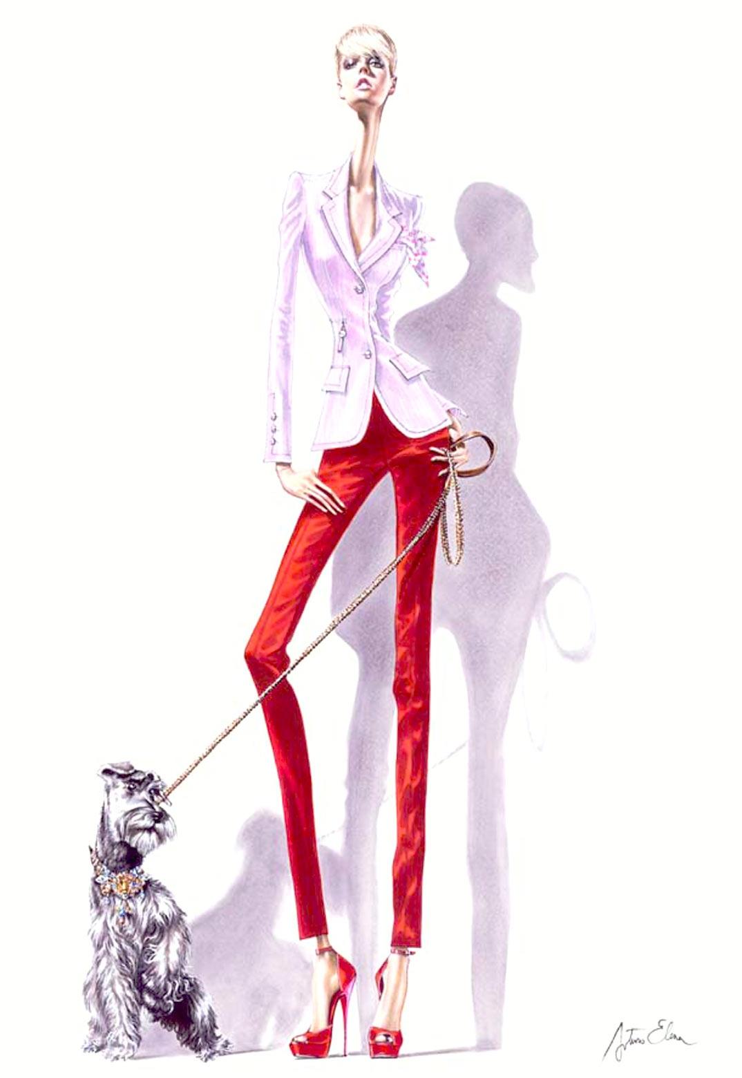 Arturo Elena Ilustración para The Extreme Collection