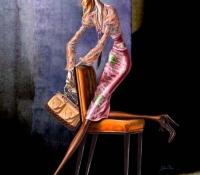 Arturo Elena Ilustración para Victorio&Lucchino
