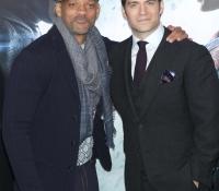 Will Smith and Henry Cavill