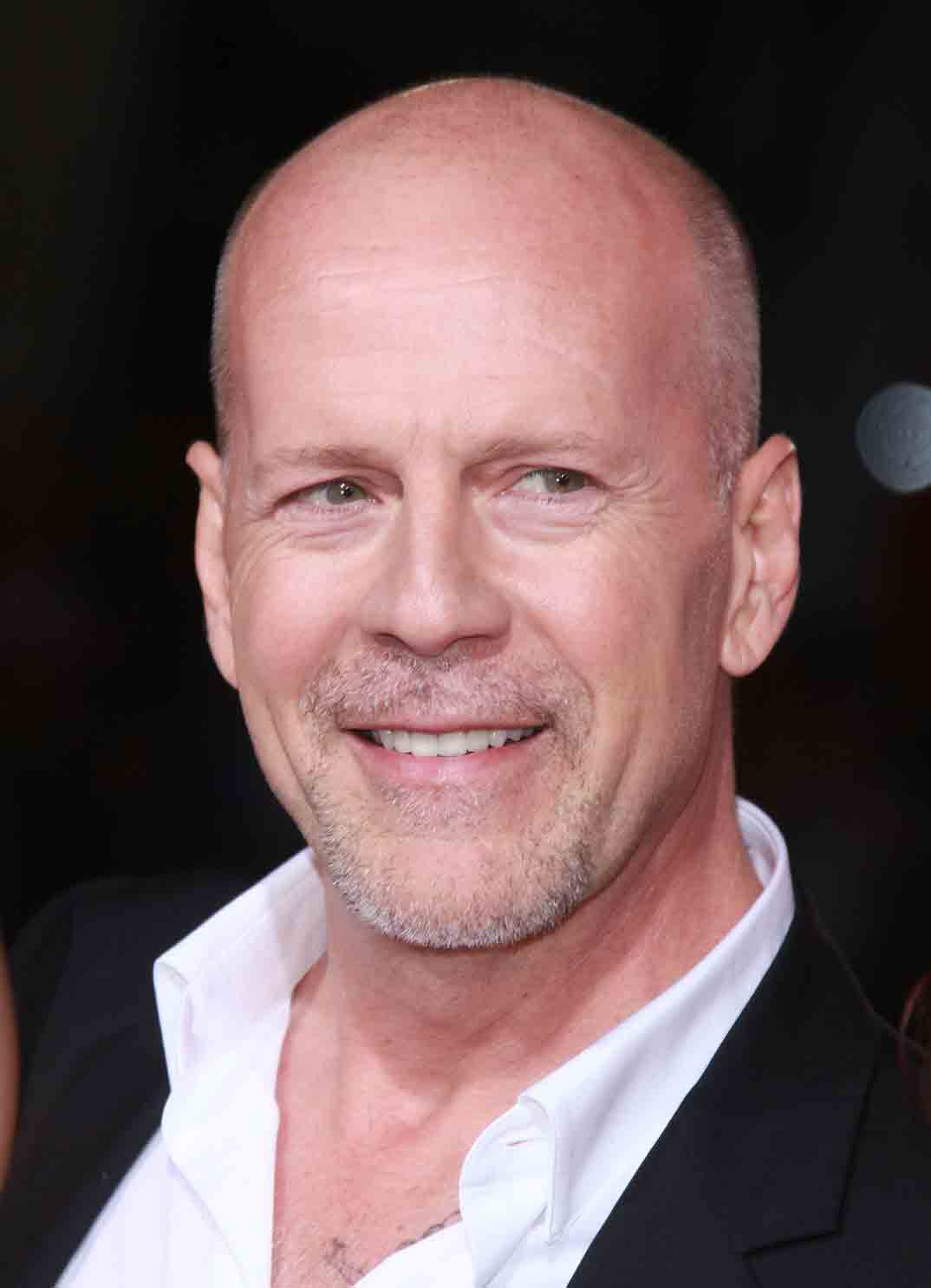 bruce willis Bruce willis and demi moore have reunited to celebrate their daughter rumer's 30th birthday.