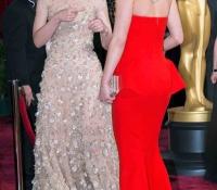 Cate Blanchett y Jennifer Lawrence