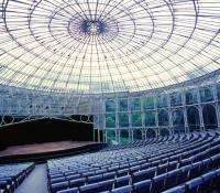 Curitiba Brasil- Teatro de la Opera de Arame